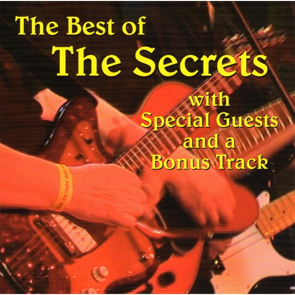 THE SECRETS - BEST OF THE SECRETS - CD