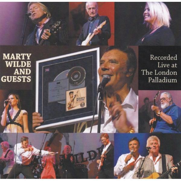 MARTY WILDE - 50TH ANNIVERSARY - SHADOWS, BIG JIM..2CD