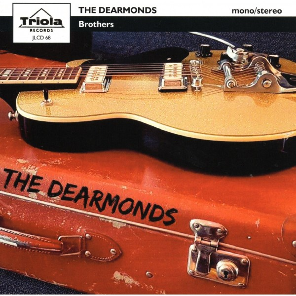 THE DEARMONDS - BROTHERS - TRIOLA CD IMPORT