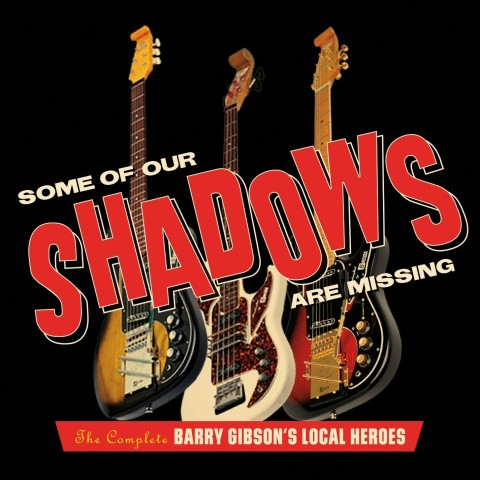PRE-ORDER LOCAL HEROES -SOME OF OUR SHADOWS.... 3 CD