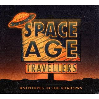 SPACE AGE TRAVELLERS - @ VENTURES IN THE SHADOWS CD