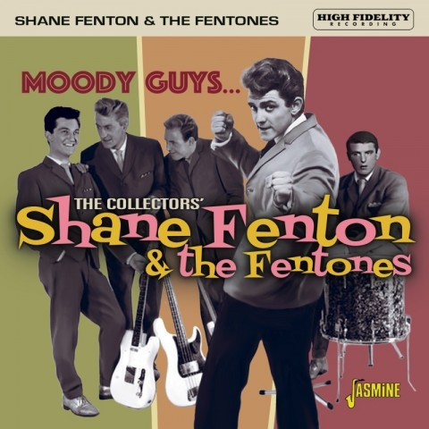 SHANE FENTON  AND THE FENTONES - MOODY GUYS CD