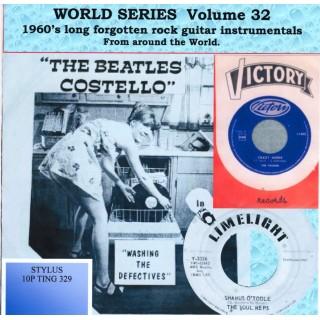 WORLD SERIES 32 - STYLUS - CD