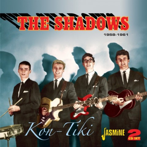 THE SHADOWS - KON TIKI 1958-1961 - 2 CD