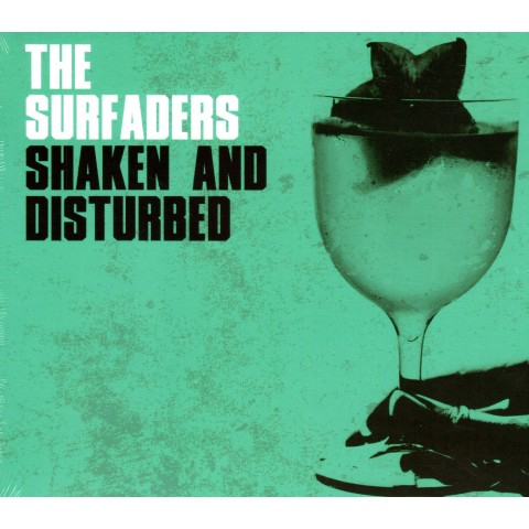 THE SURFADERS - SHAKEN AND DISTURBED - CD IMPORT