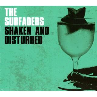 SURFADERS - SHAKEN AND DISTURBED - CD IMPORT