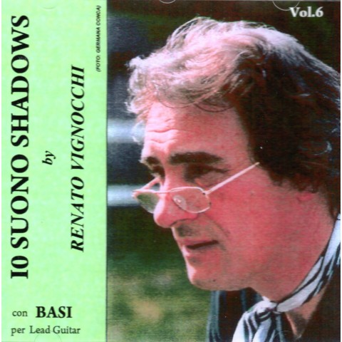RENATO VIGNOCCHI - IO SUONO SHADOWS Vol.6
