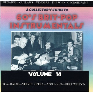 A COLLECTORS GUIDE TO BRIT-POP VOL 14 - CD STYLUS