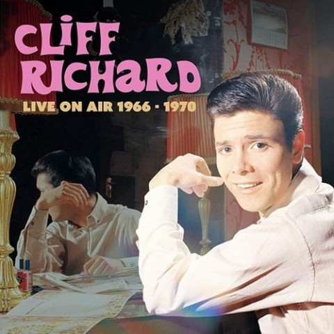 CLIFF - LIVE ON AIR 1966 To 1970 - 2CD IMPORT