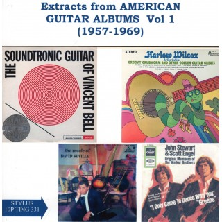 EXTRACTS FROM AMERICAN GUITAR ALBUMS - CD STYLUS