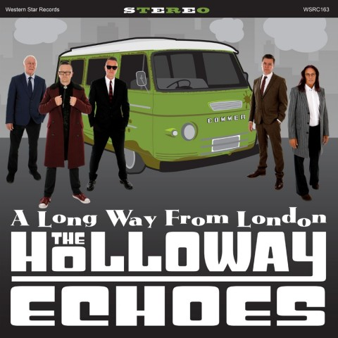 HOLLOWAY ECHOES - A LONG WAY FROM LONDON - CD