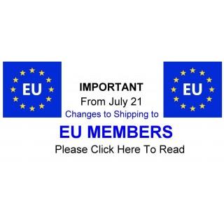 IMPORTANT EU CHANGES - PLEASE READ