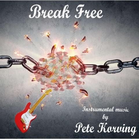 PETE KORVING - BREAK FREE - IMPORT CD