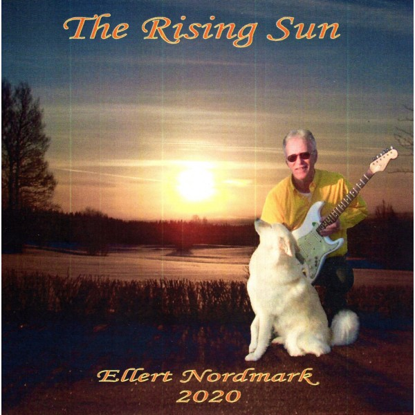 PREORDER - ELLERT NORDMARK  - RISING SUN - CD IMPORT