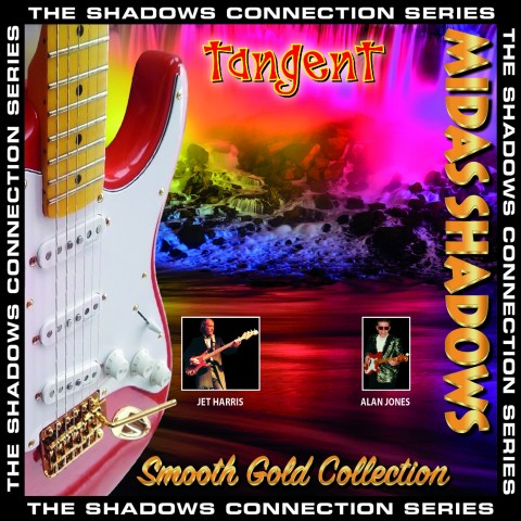 TANGENT - MIDAS SHADOWS - CD