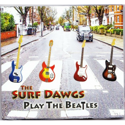THE SURF DAWGS - PLAYS THE BEATLES - CD
