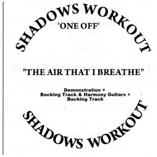 IAN MCCUTCHEON - THE AIR THAT I BREATH  - CD -  BACKING TRACK