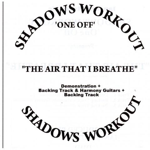 IAN MCCUTCHEON - THE AIR THAT I BREATH  - MP3 3 TRACK -  BACKING TRACK
