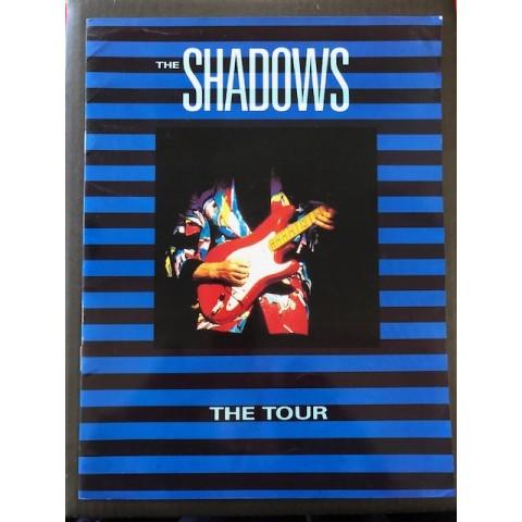 "THE SHADOWS ""THE TOUR"" CONCERT BROCHURE"