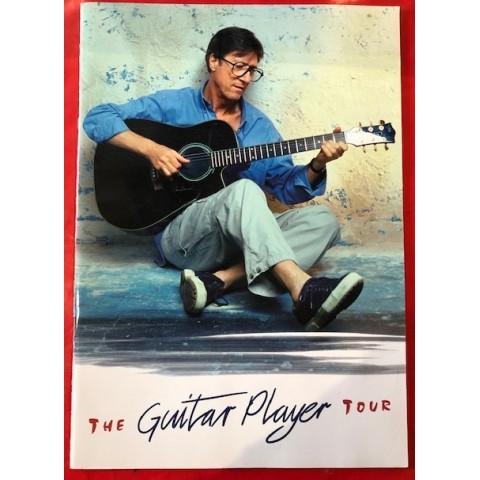 HANK MARVIN  GUITAR PLAYER TOUR BROCHURE
