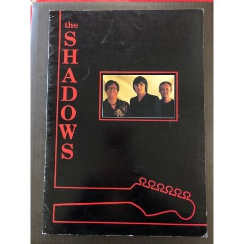 SHADOWS - 1984 TOUR BROCHURE