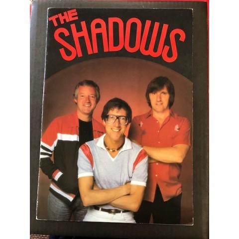 SHADOWS 1981 TOUR BROCHURE