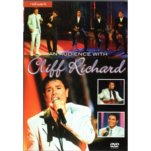 CLIFF RICHARD - AN AUDIENCE WITH CLIFF RICHARD - DVD