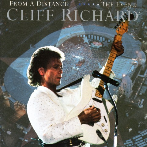 CLIFF RICHARD - THE EVENT FROM A DISTANCE - CD