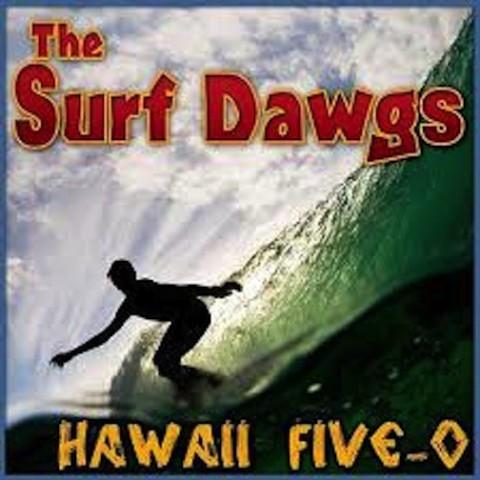 SURF DAWGS - HAWAII FIVE O - IMPORT CD