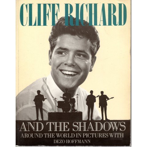 CLIFF & THE SHADOWS AROUND THE WORLD IN PICTURES - BOOK