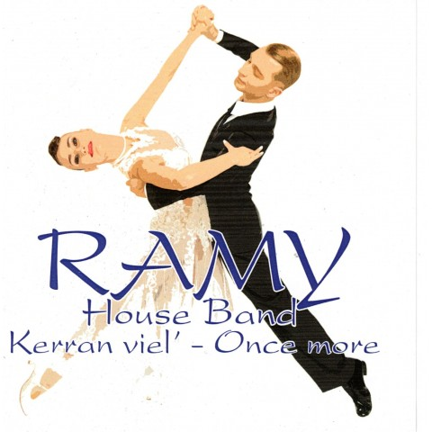 RAMY HOUSE BAND - ONCE MORE / KERRAN VIEL - CD
