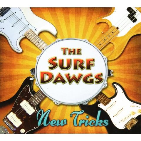 SURF DAWGS - NEW TRICKS - IMPORT CD