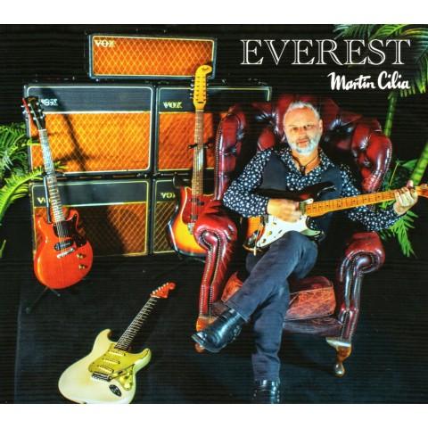 MARTIN CILIA - EVEREST - CD IMPORT