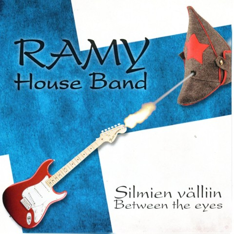RAMY HOUSE BAND - SILMIEN VALLIIN - BETWEEN THE EYES - IMPORT CD