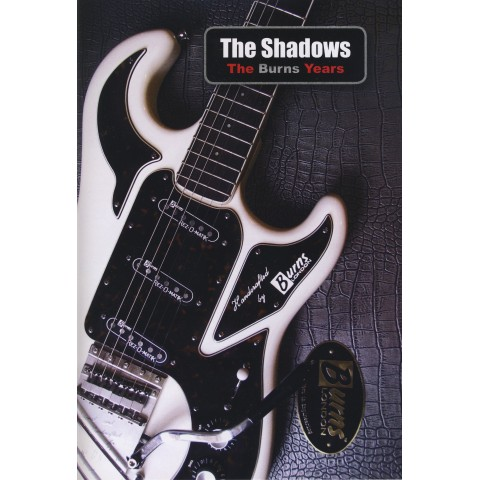 PRE-ORDER. THE SHADOWS BURNS BOOKLET