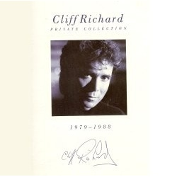 Cliff Music Folio - CLIFF RICHARD - PRIVATE COLLECTION 1979-1988