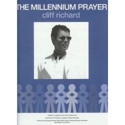 SHEET MUSIC - CLIFF RICHARD - THE MILLENNIUM PRAYER