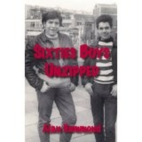 BOOK - THE SIXTIES BOYS - UNZIPPED (Vol 2)