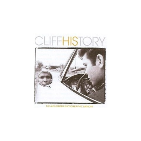 CLIFF: HISTORY, THE AUTHORISED MEMOIR (REGULAR EDITION) - BOOK