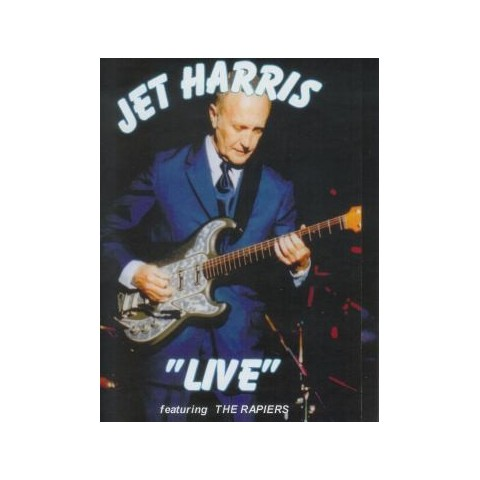 JET HARRIS - LIVE - DVD