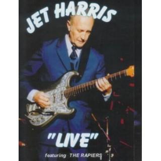 DVD - JET HARRIS - LIVE