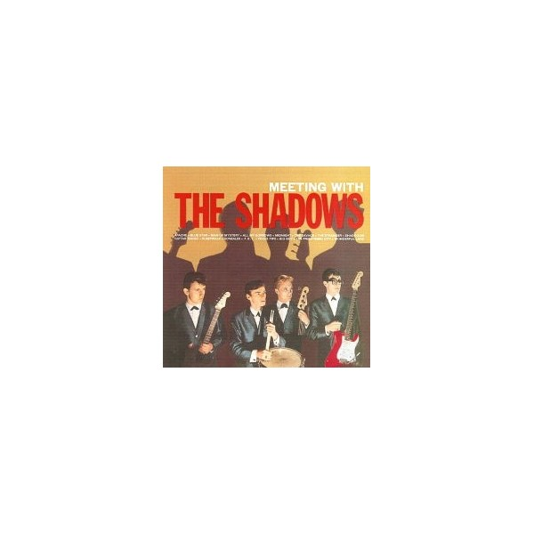 CD+LP - THE SHADOWS - MEETING WITH THE SHADOWS (IMPORT) LIMITED EDITION