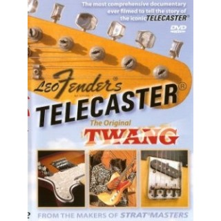 2DVD - TELECASTER - THE ORIGINAL TWANG