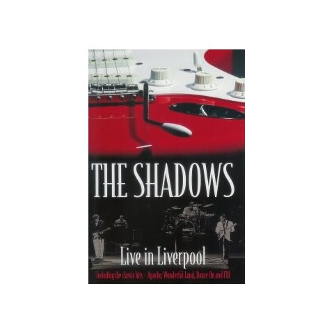 THE SHADOWS - LIVE IN LIVERPOOL - DVD