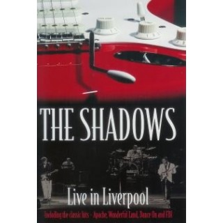 DVD - THE SHADOWS - LIVE IN LIVERPOOL
