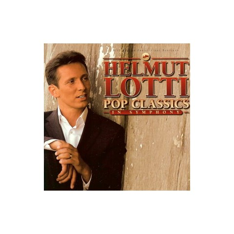 CD - HELMUT LOTTI (with Cliff as guest artist) - POP CLASSICS IN SYMPHONY
