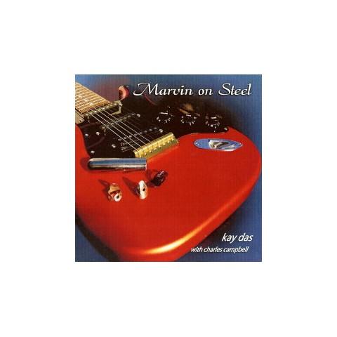 KAY DAS - MARVIN ON STEEL -  CD