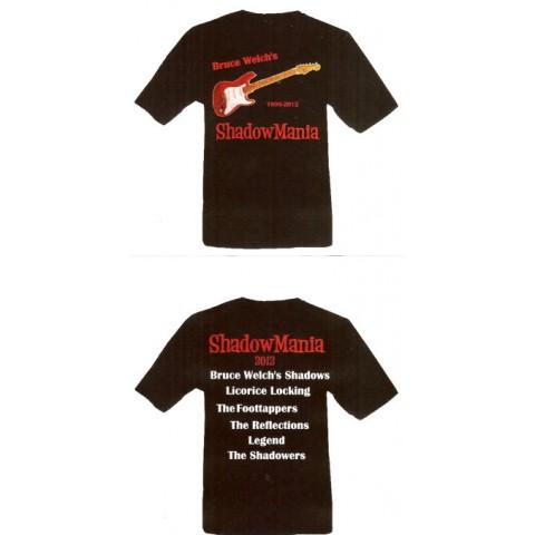 Shadowmania 2012 T-Shirt - Last few left !!