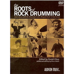 """THE ROOTS OF ROCK DRUMMING"" Contains Brian Bennett - Book + DVD"