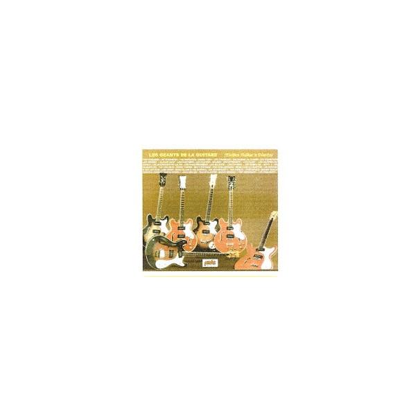 """""""SIXTIES GUITAR GIANTS – LES GEANTS DE LA GUITARE"""" 4CD SET - Various -  Leo's Den Music Direct"""